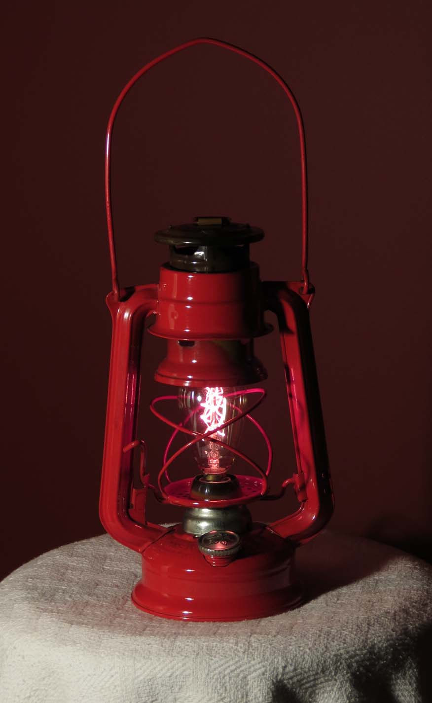Vintage Barn Lantern | Rekindled Lighting