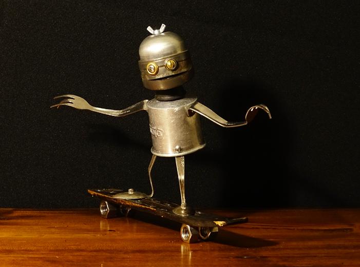 WebSkate-boarder